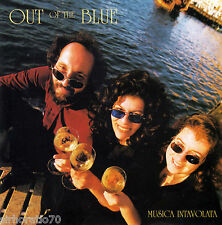 MUSICA INTAVOLATA Out Of The Blue CD