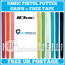 Iomic Pistol Putter Grip - All Colours - Free Post + Tape
