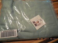"""Thom Filicia 50"""" x 70"""" 100% Acrylic Throw..BLUE SURF...NEW IN PACKAGE"""