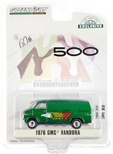 Chase 1976 GMC VANDURA 60TH INDIANAPOLIS 500 MILE 1/64 GREENLIGHT 30198