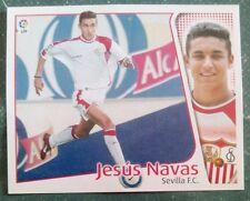 JESÚS NAVAS SEVILLA COLOCA ESTE 04-05, SIN PEGAR, DE SOBRE, 2004-2005, 2004-05.