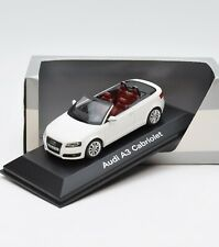 Minichamps 5010803313 Audi A3 Cabrio Ibisweiss Audi collection, 1:43, OVP, 96/06
