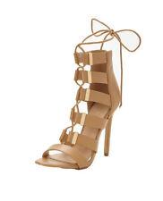 Women's Composition Leather Sandals