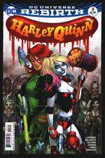 Harley Quinn Rebirth #3 Amanda Conner Cover Comic