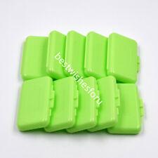 10 Box Fruit Apple Scent Dental Orthodontics Ortho Wax For Braces Gum Irritation