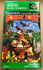 Super Donkey Kong JAPAN  (Super Nintendo, 1994)