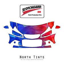 Chevrolet Sonic Hatchback 2017-2019 PreCut 3M Scotchgard Paint Clear Bra PPF Kit
