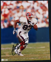 Andre Reed Buffalo Bills Football Autographed Signed 8x10 Color Photo