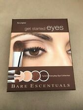 Bare Escentuals The Original Bare Minerals Get Started Eyes Brand New Sealed