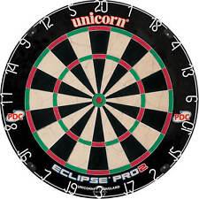 Unicorn Eclipse PRO 2 Dartboard | Competition Quality Dart Board | Free Post