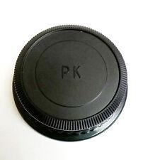 NEW GENERIC PENTAX K FITTING REAR LENS CAP