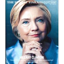 Sunday Veces Revista:Hillary Clinton,Jeremy Clarkson,Stephen X 8.10.17