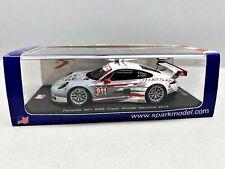 1:43... Spark -- Porsche 991 rsr class winner Daytona 2014 us006/4 B 819