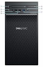 Dell PowerEdge T40 Server, Intel Xeon E-2224G, 8GB DDR4, 1TB, NO OS (NO box)