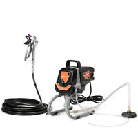 High Pressure Spraying Machine 1100W Airless Paint Sprayer Project Wall Painter