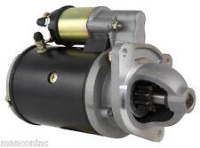 New Lucas Starter S5012 NSB520 26925155A D0NN-11000-A 16608 Ford Tractor