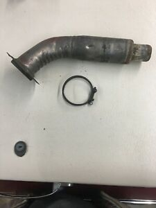 1970 Ford Mustang Mercury Cougar Mach 1 Fuel Tank Filler Tube Neck  70 Preowned