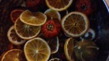 Natural Festive Christmas Pot Pourri with Orange & Cinnamon Festive Scent 175g