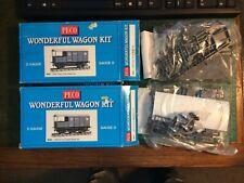 More details for 2 x peco gwr brake van kits