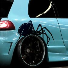 2x Spider Spinnen Seitenaufkleber 80cm Autoaufkleber Tattoo JDM DUB Tribal S19
