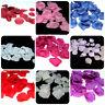 1000pcs Various Colors Colorful Silk Flower Rose Petals Wedding Party Decoration