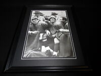 Sammy Baugh 1943 NFL Championship Framed 11x14 Photo Display