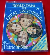 Roald Dahl The Great Switcheroo Tape Audio Patricia Neal Tales Of The Unexpected