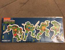 """Teenage Mutant Ninja Turtles Magnet Set Loot Crate Exclusive ~2"""" Each"""