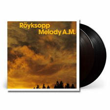 More details for röyksopp: melody a.m. (20th anniversary edition) 180g vinyl 2 x lp