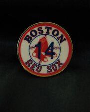 NIP HOF The Boston Red Sox Retired #14 Jim Rice Baseball Pin MVP Sports Lapel