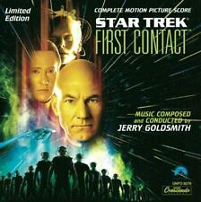 Star Trek: First Contact Limited Edition Motion Picture Score - Jerry G (NEW CD)