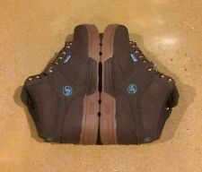 DVS Westridge Size 9 Brown Gum Nubuck BMX DC MOTO Snow Series Boots $95