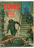 Tales From the Tomb Vol. 3 #4 1971 Eerie Publications Fn 6.0 Tough Horror Mag!