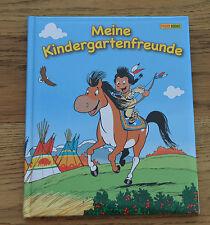 Panini Indianer Meine Kindergartenfreunde Freundebuch