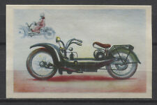 Ner-a-Car Motor Vintage 1950s Dutch Trading Card No.2-45