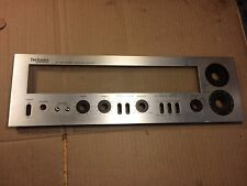 Technics SA-300 Parts - FACEPLATE for Vintage Receiver extremely nice condition