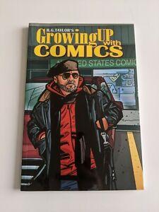 Growing Up With Comics #1 June 2008 Desperado Comics RG TAYLOR