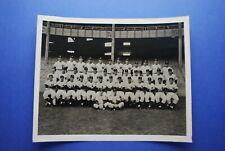 Original 1951 NY Yankees World Champions Type 1 8x10 Team Photo - Mantle Rookie