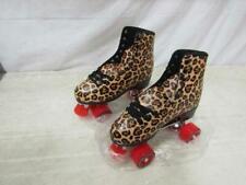 Impala Women's Us9 Leopard Impala Quad Skate A126-56066