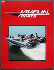 NEW BOAT COVER JAVELIN VENOM 18 FS 2000-2001