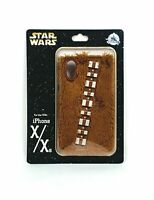 Disney Parks Star Wars Chewbacca Apple iPhone X/Xs Cellphone Case New