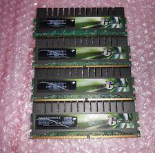 PATRIOT GAMING 8GB (4 X 2GB) DDR2 PC2-6400 800Mhz MEM KIT PGS24G6400ELK