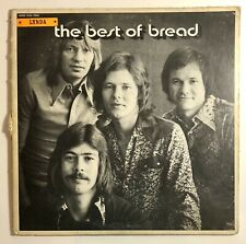 The Best Of Bread 1973 Vinyl LP VG Gatefold Record Cover Elektra 75056 Stereo