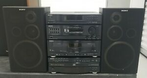 Sony LBT-D107R/HST-D107R Compact Stereo MINT!!! MINT!! CONDITIONS.