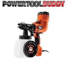 Black & Decker Pulverizador de pistola pintura HVLP 200 de mano 400w 240 voltios * HM *
