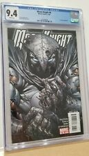 2006 Moon Knight # 6 CGC Taskmaster Appearance Finch Cover White Pages NM Comic