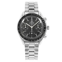 Omega Speedmaster Steel Black Dial Reduced Automatic Mens Watch 3510.50.00