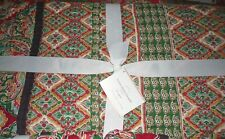 Pottery Barn Harlow Quilt, Full Queen +2 euro Shams , New, Beautiful Colors