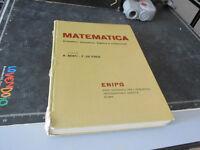 Matematica Dado - Geometría - Algebra - Berti - De Finis Enipg 1965