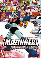 Mazinger Z: Planeador abajo. NUEVO. Nacional URGENTE/Internac. económico. COMIC